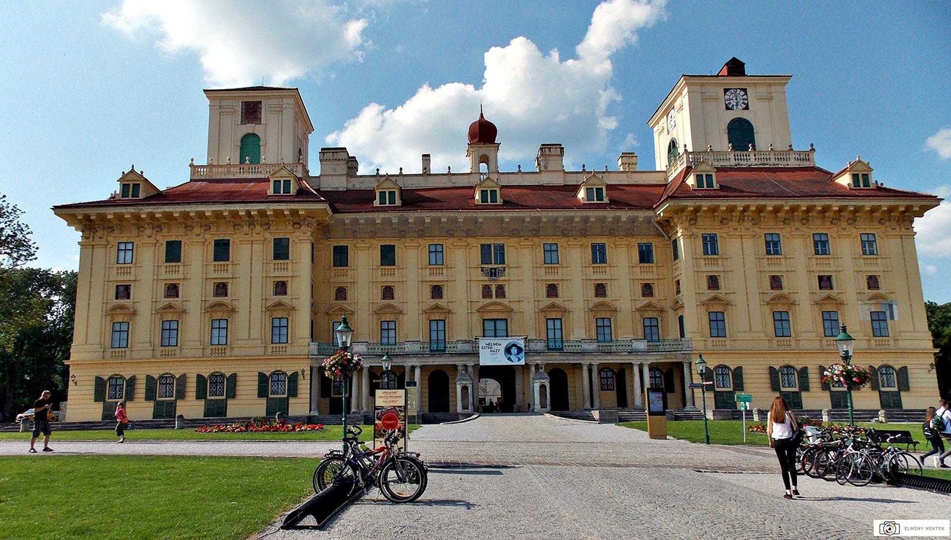 Kismartoni Esterházy-kastély