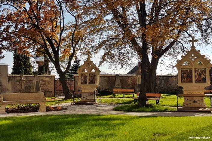 szent-mihaly-templom-kertje-sopron