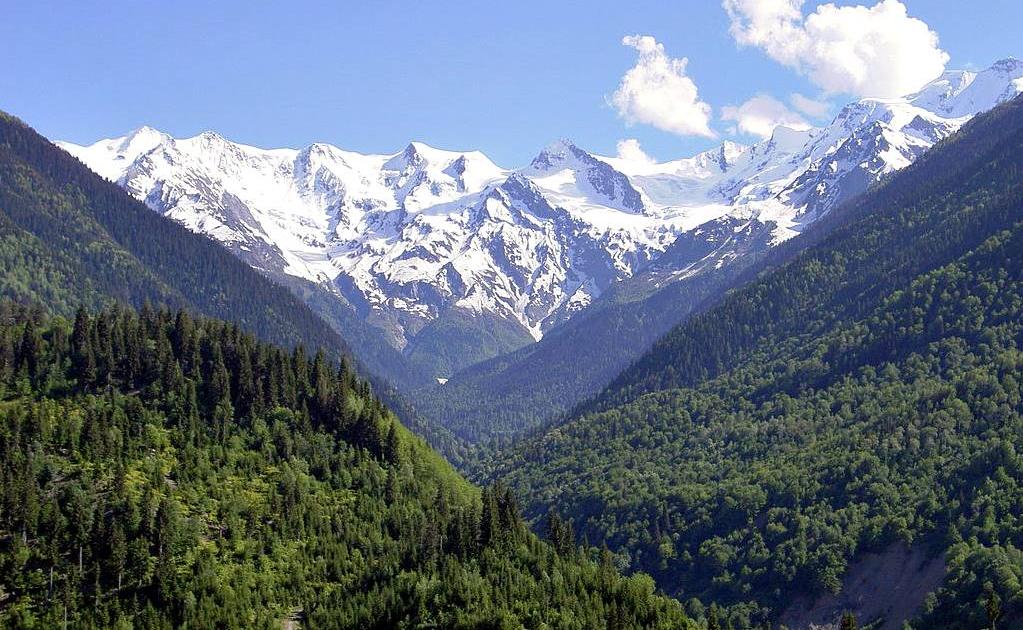 Kaukazus-gruzia