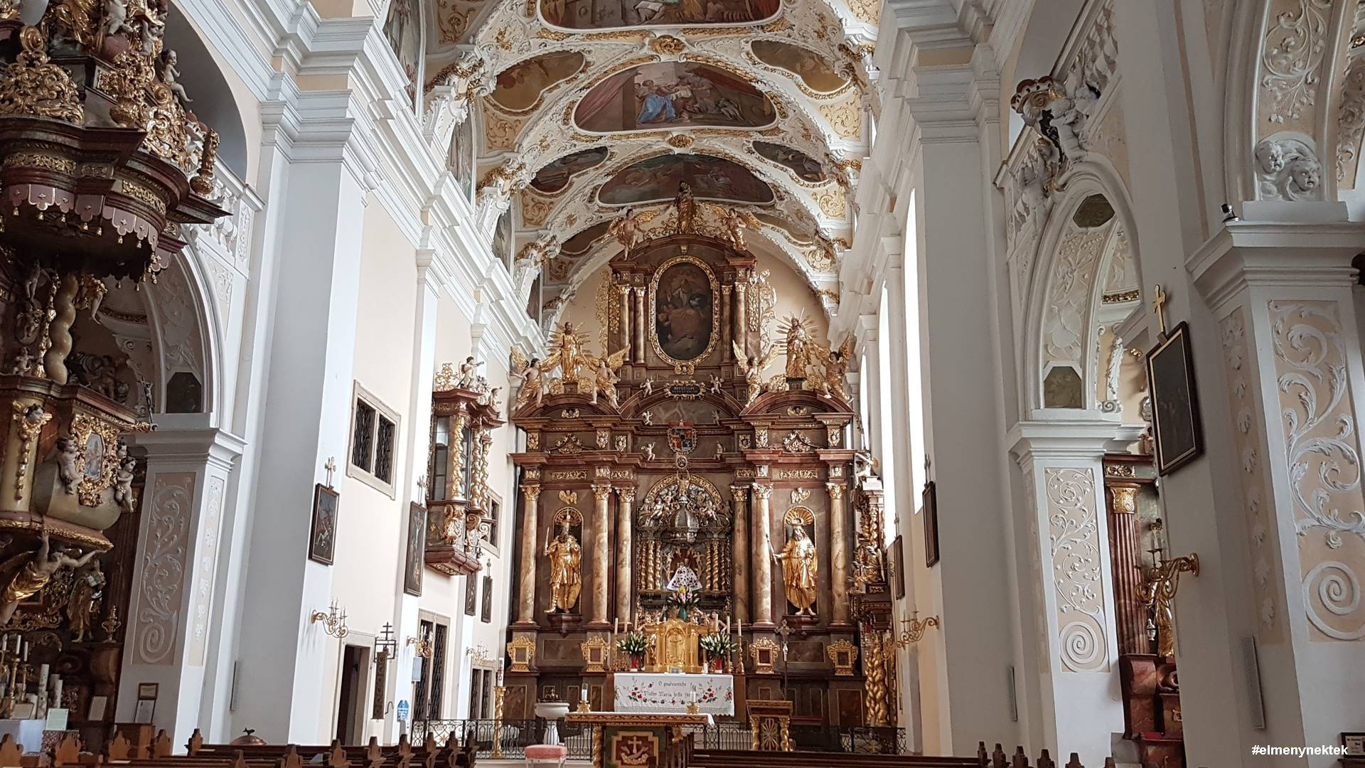 frauenkirchen-boldogasszony-bazilika