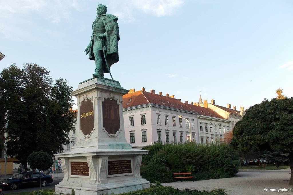 szechenyi-istvan-szobor-sopron