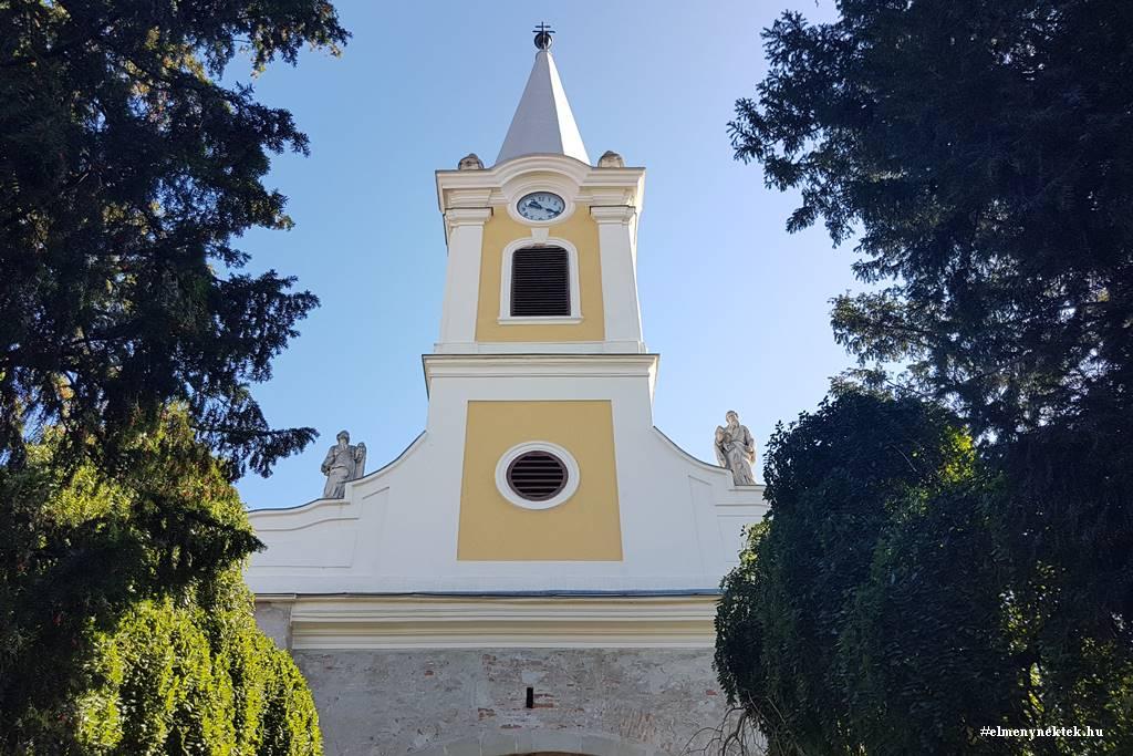 sopronhorpacs-templom