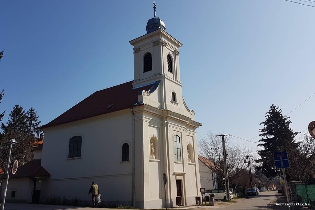 agfalva-romai-katolikus-templo